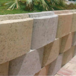 Modular concrete blocks in UAE