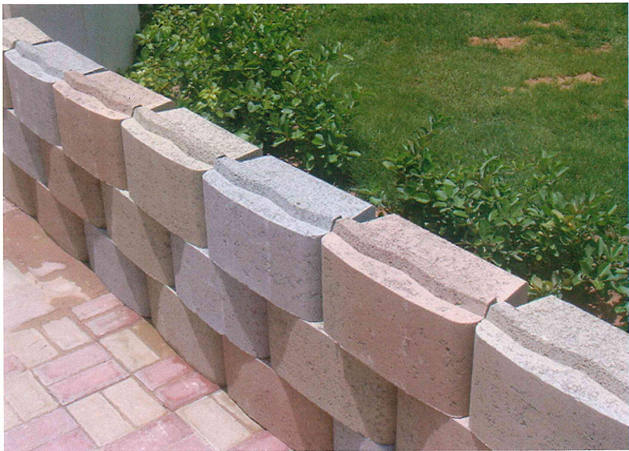 Tensar Modular concrete blocks manufacture in Dubai, UAE - EMCON